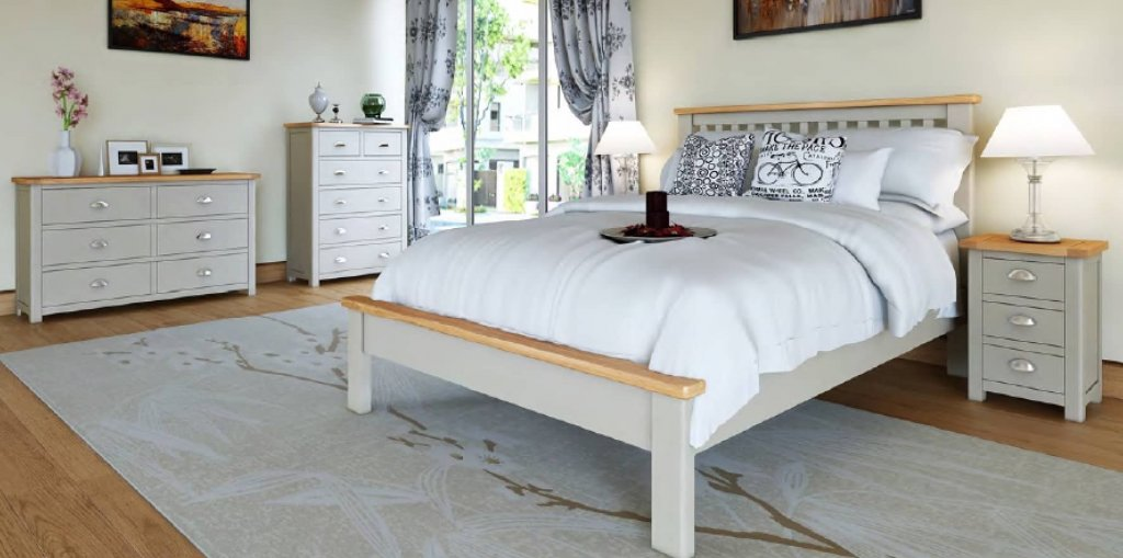 Elegant The Portland Range Is Both Versatile And Practical. Extensive Range Of Bedroom  Furniture Available In Four Stylish Finishes Including Oak, Stone, ...
