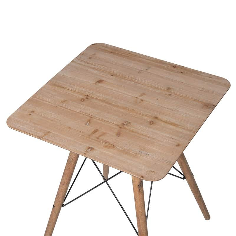 Small laminate wood effect table dmwfurniture